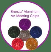 Bronze-alumnium-aa-meeting-chips