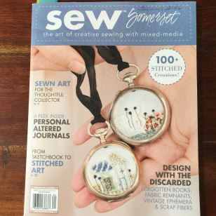 Sew Sommerset 2016 cover