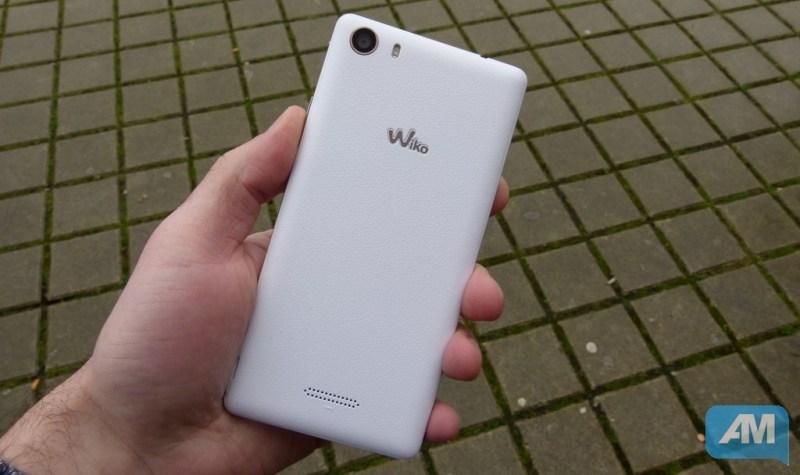 Wiko Fever 4G Dos