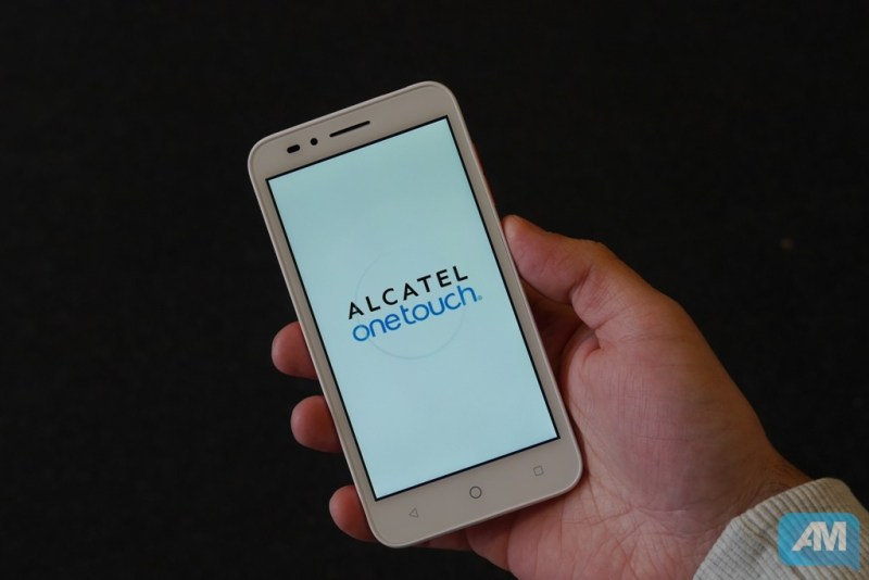 Alcatel onetouch Go Play Démarrage
