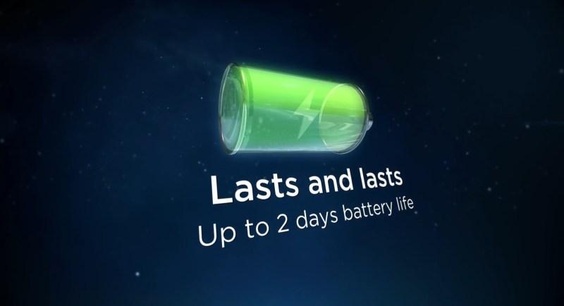 HTC 10 Autonomie