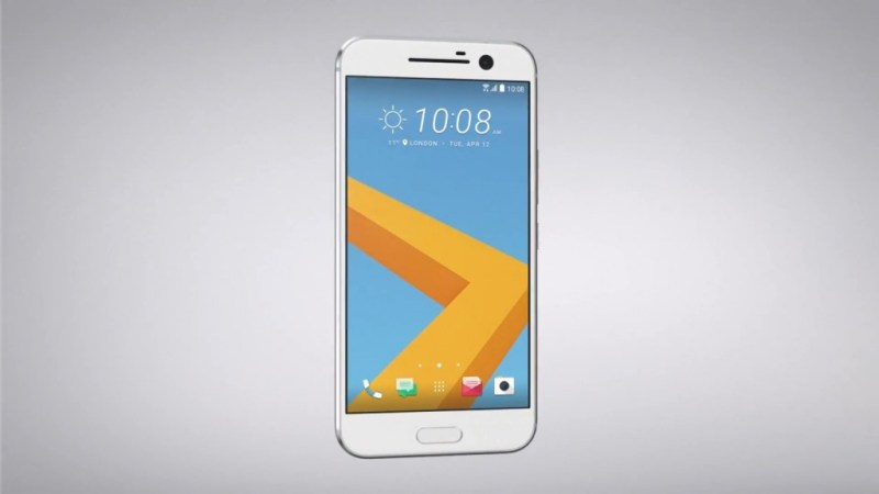 HTC 10 Ecran