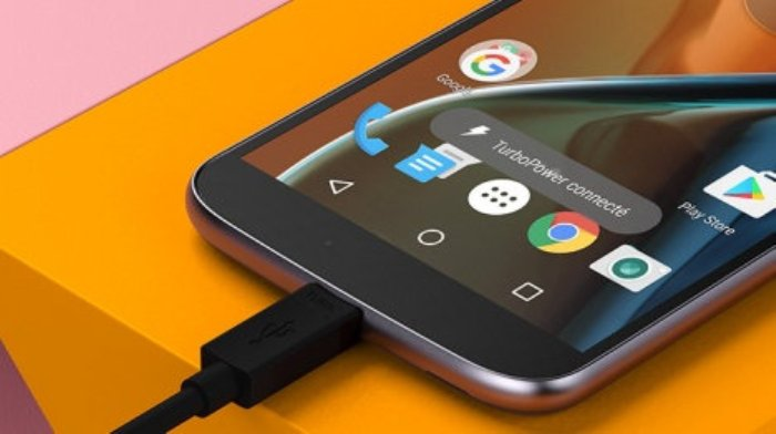 Moto G4 Charge