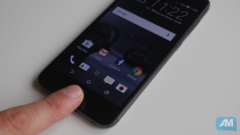 HTC One A9 Scanner d'empreinte