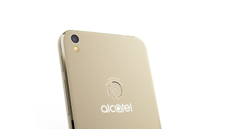 Alcatel Shine Lite Scanner d'empreintes Digitales