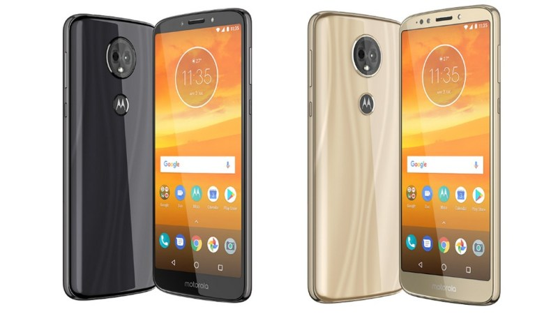 motorola les moto e5 e5plus et e5 play sont officiels avis mobiles. Black Bedroom Furniture Sets. Home Design Ideas