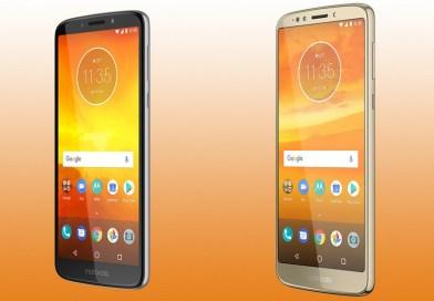 Motorola : Les Moto E5, E5Plus et E5 Play sont officiels