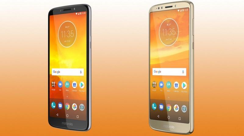 Motorola Les Moto E5 E5Plus Et Play Sont Officiels