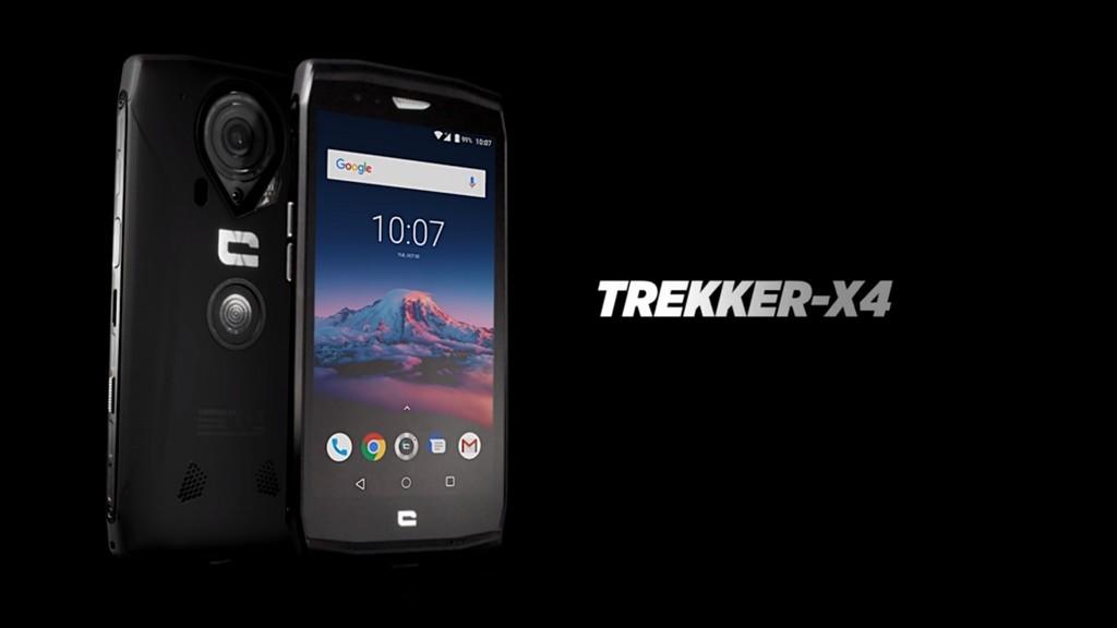 Crosscall : Le Trekker-X4 est officiel