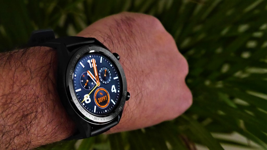 Test : Huawei Watch GT