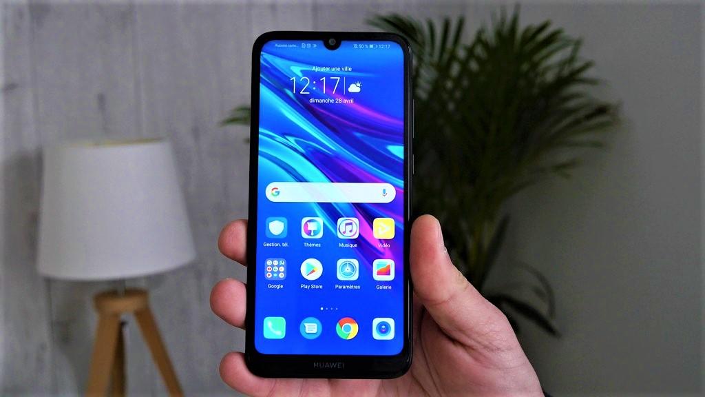 Test : Huawei Y6 2019