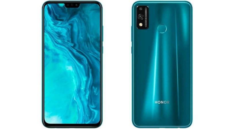 Honor 9X Lite Emerald