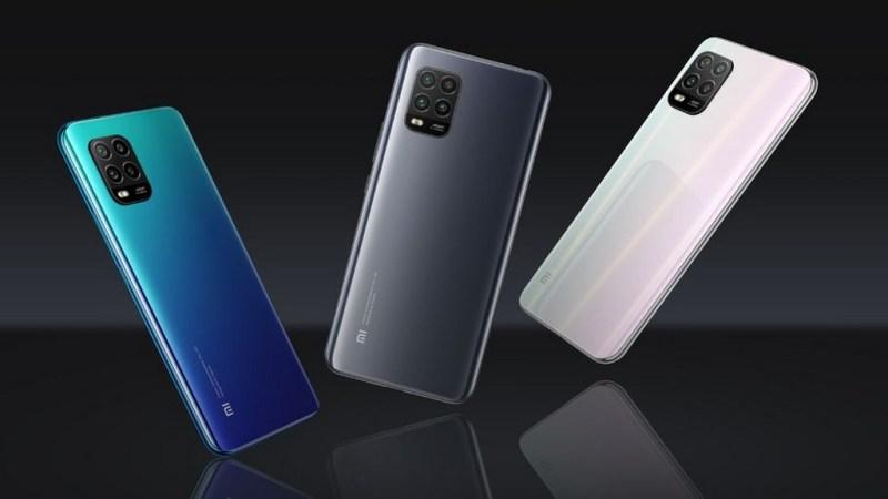Xiaomi Mi 10 Lite Camera