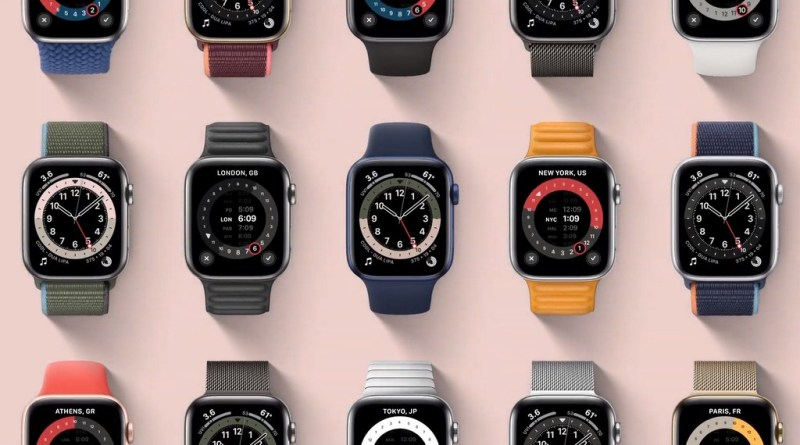 Apple Watch Serie 6