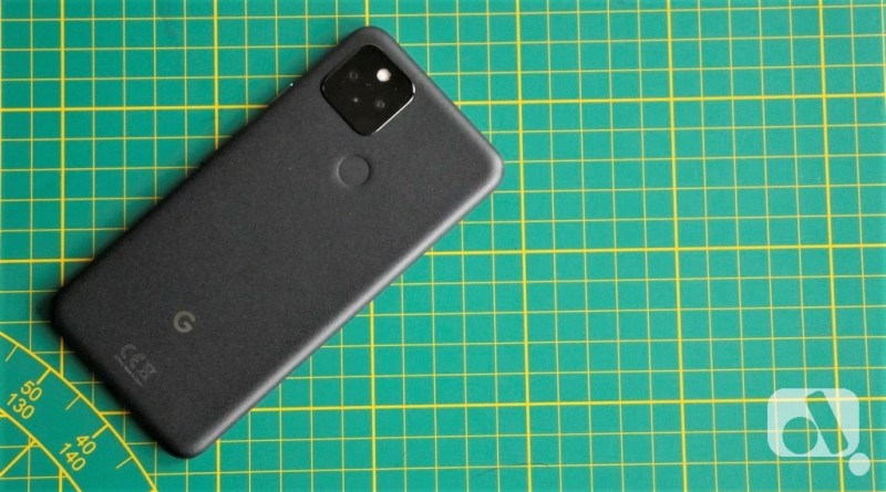 Google pixel 5 test