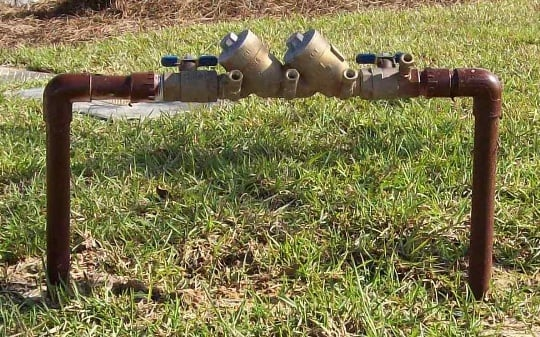 Cape Coral backflow valve certification