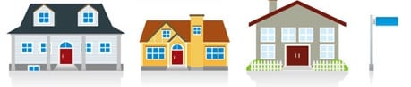 Different-cartoon-Houses-elements-vector-03