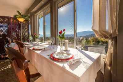 Delicious Poolside Lunch or Dinner Buffets are Available for Weddings, Family and Office Pool Parties at A Vista Villa Couples Retreat in Kelowna, BC