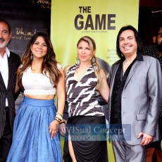 Press Conference -The Game – 4th Annual Dominican Film Festival 2015