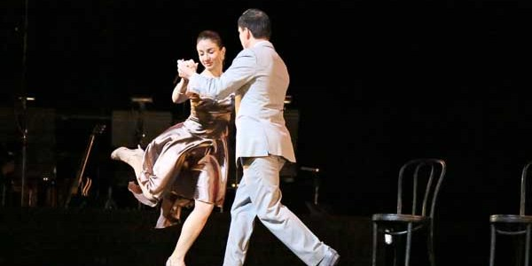 Friends of Argentine Tango at City Center