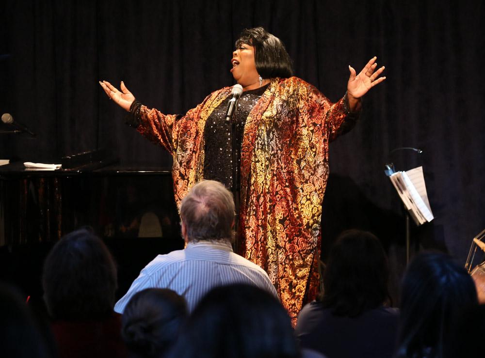 Carol Woods, Bistro Award - Enduring Artistry
