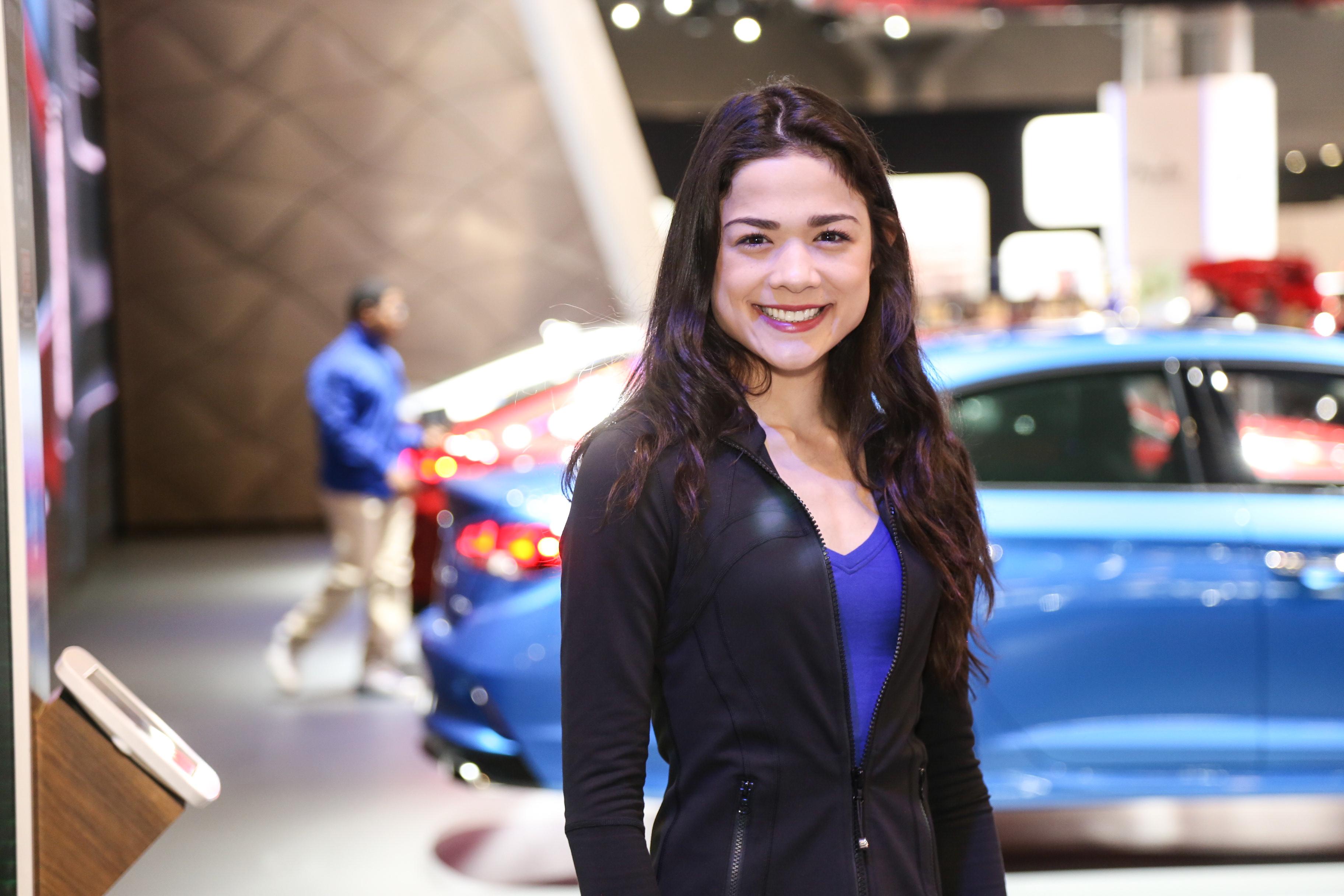 NY Auto Show 2017 Hyundai