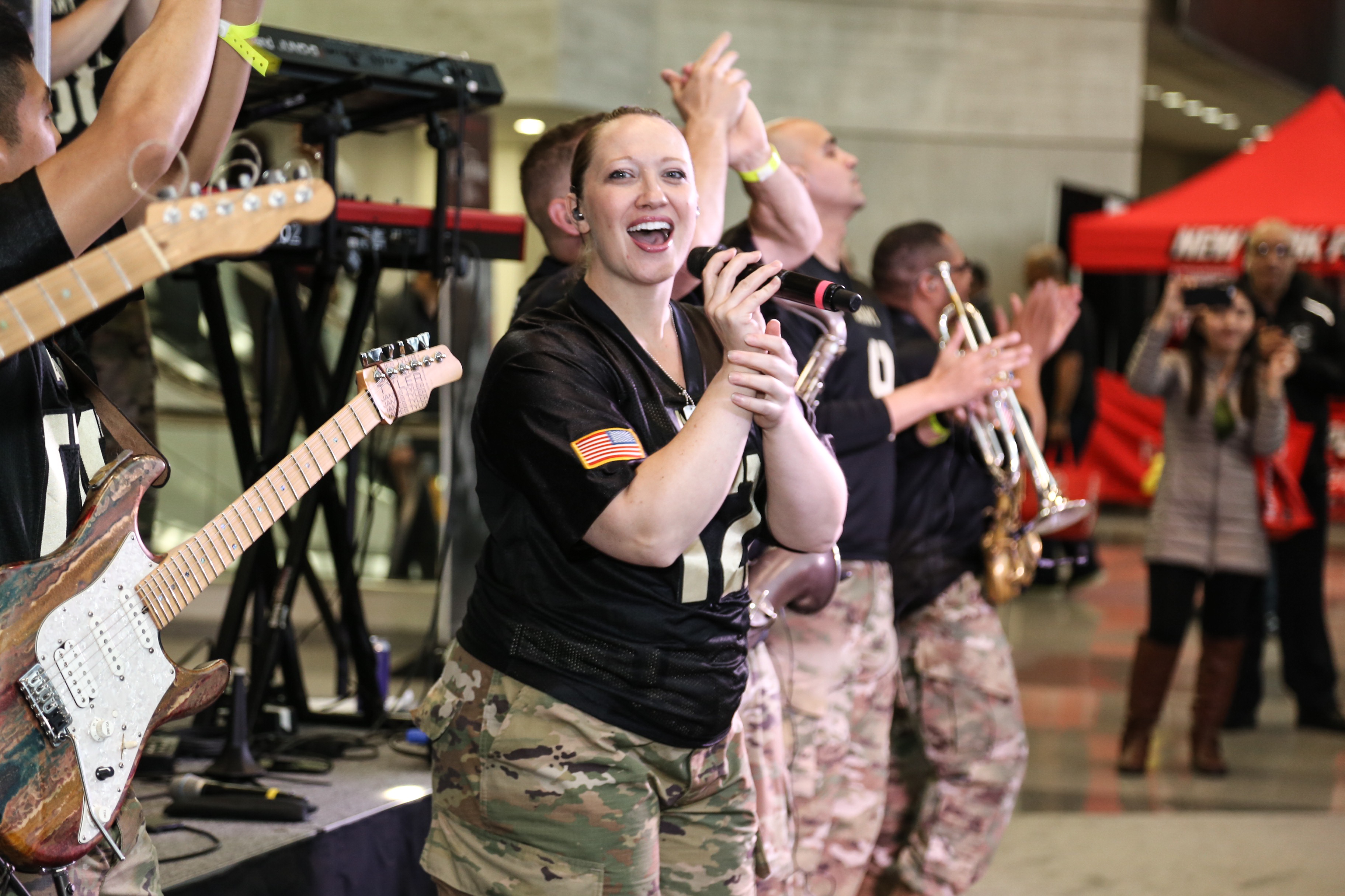 Benny Havens West Point Band Amy