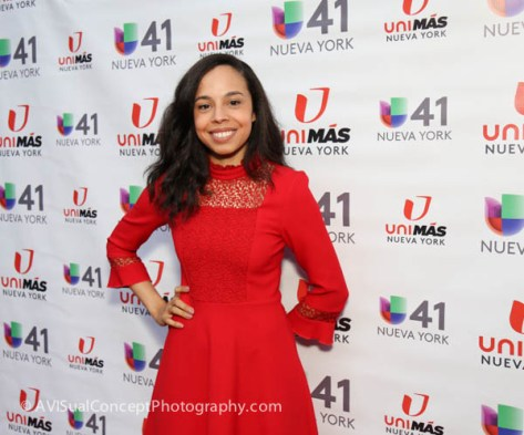 Ana Roshelle Diaz, Actress, !0,177 Miles in a Fraction fo a Second