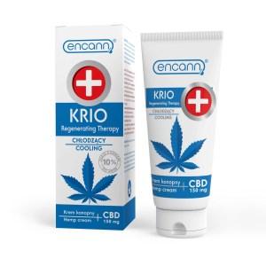 Encann® KRIO Cooling CBD Creme 150 ml