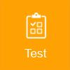 icone test jaune