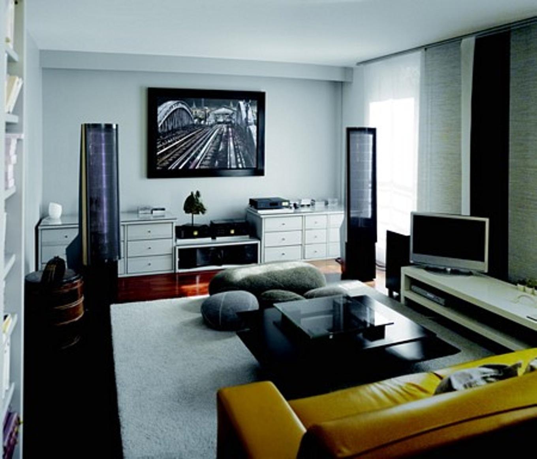 Decoration Interieur Salon Appartement