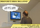 Bradford's Brain Balloons Column #0009 – To Error is Human, to think you got it right takes a computer