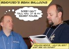 Bradford's Brain Balloons Column #0013 – Can you tell me what you are doing?