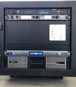 Powersoft Amandor Valley Rack