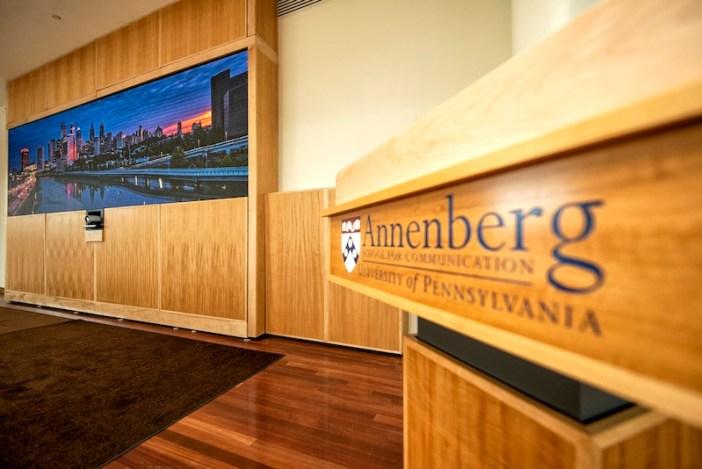 Christie, Cenero integrate new video wall at University of Pennsylvania's Annenberg School for Communication