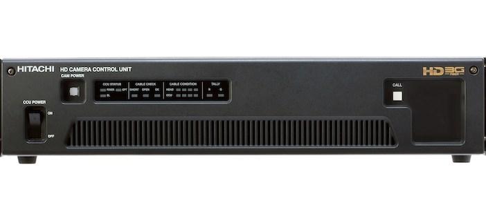 Hitachi Kokusai to unveil advances in CU-HD550 Camera Control Unit at NAB 2020
