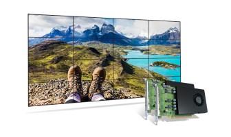 Matrox now shipping D-Series D1480 Graphics Card