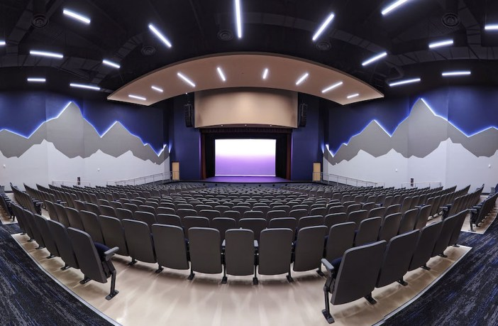 """Sierra Linda High School gets an """"A"""" with new L-Acoustics A Series system"""