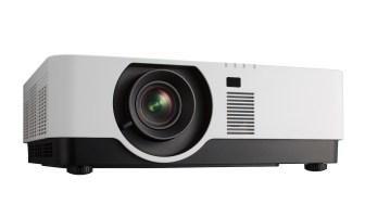 NEC Display adds 5,000 lumen projector to P Series lineup