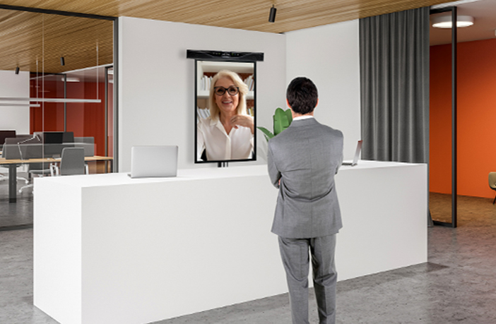 Yamaha UC, Sharp Electronics integrate for remote concierge station solution