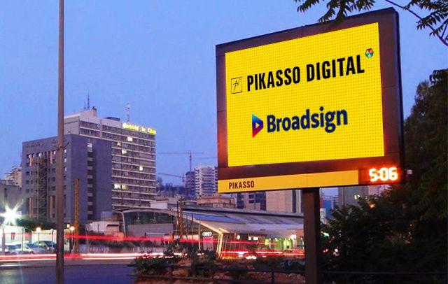 Pikasso Broadsign