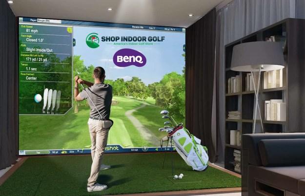 BenQ Shop Indoor Golf