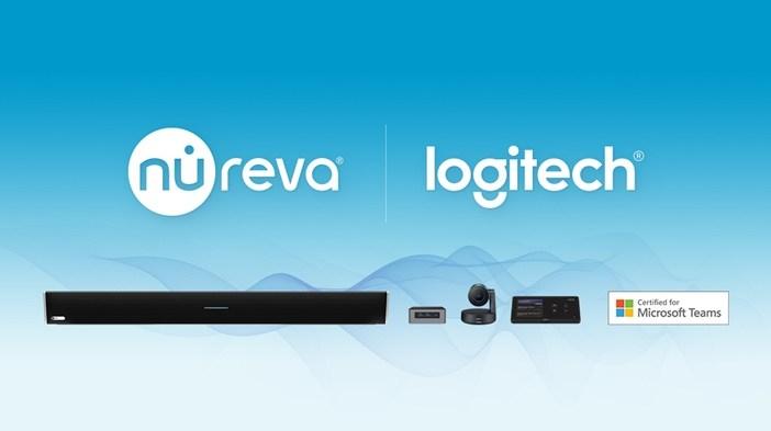 nureva and logitech equipment