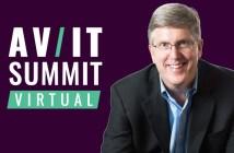 Jay B. Myers AV/IT Virtual Summit graphic