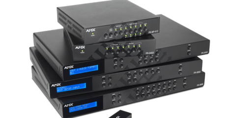 AMX by HARMAN Debuts Family of 4K60 4:4:4 Matrix Switching, Window Processing, and HDMI-TO-USB Capture Products