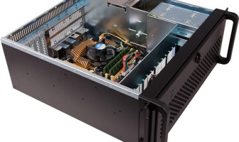 AV equipment box