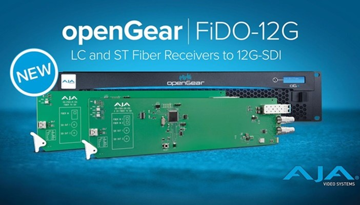 open gear lg and st fiber receivers