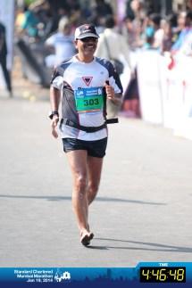 Barefoot Marathon Running Experiences