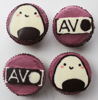 By MuchMunchies to celebrate AVO's 14th birthday