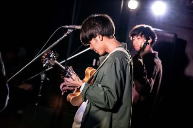 The Songbards @ Lucie, Too x FEVER After School festival | Photography: Shoko Ishizaki (石崎祥子)